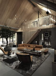A Sustainable Open-Plan Home In The Swedish Countryside — THE NORDROOM