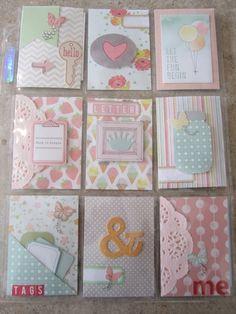 Pocket Letter Pastels