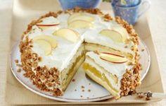 Das Rezept für Tiramisu-Apfeltorte und weitere kostenlose Rezepte auf LECKER.de