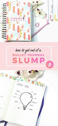 Bullet Journal Issues? Learn how to fix your bullet journal slump and learn to love your bujo again!