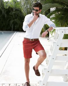 128 adorable outfit grid mens summer inspiration – page 1 Mode Outfits, Short Outfits, Summer Outfits, Stylish Men, Men Casual, Mode Bcbg, Moda Formal, Outfit Grid, Look Chic