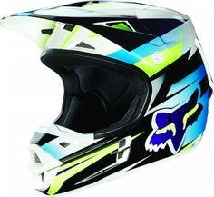 Dirt Bike Riding Gear, Dirt Bike Helmets, Atv Riding, Dirt Biking, Motos Ktm, Enduro, Motocross Helmets, Racing Helmets, Fox Racing