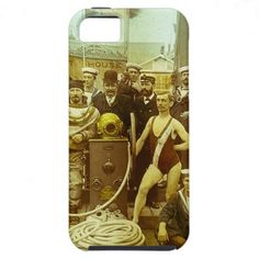 Royal Naval Exhibition 1891 Magic Lantern Slide iPhone 5 Cases