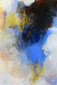 Transcendent 2 36x24 acrylic on canvas by Debora L. Stewart www.deboralstewart.com