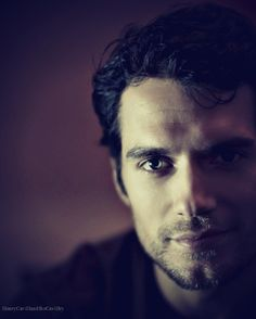 Henry Cavill - this man is stunningly gorgeous!