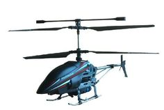 """Odyssey Flying Toys 18"""" Quantum Gyro Helicopter with Simulator, Black by Odyssey Flying Toys. $89.99. From the Manufacturer                The new Quantum is an 18"""", 3 Channel co-axial Helicopter. The Quantum comes equipped with a high grade metal body frame and a built in Gyroscope which is used to stabilize the helicopter's heading. The Quantum is one of a kind, included is a flight simulator complete with software so you can learn how to fly your helicopter on the..."""