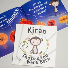 Your baby's birth day is a momentous occasion and now our Personalised Book is a treasured keepsake of their most important day. Shop now!