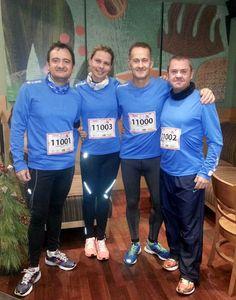 Los runners de yupick! en la carrera de empresas 2014