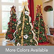 artifici tree, 612, christmas decorations, christma decor, christma tree