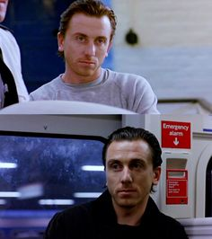 A young Tim Roth HOLY FUCKBALLS. (who ever captioned this pin got it perfectly)