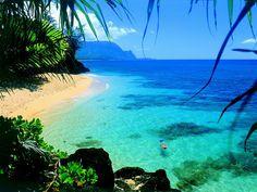 Dream Vacation Spot: Hawaii