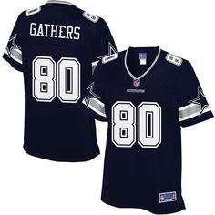 8e0c0a145 Rico Gathers Dallas Cowboys NFL Pro Line Women s Player Jersey - Navy