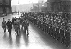 Sino-German relation - Chinese Navy Delegates at Neuen Wache in Berlin, Heldengedenktag / Day of Commemoration of Heroes 1935 https://www.facebook.com/158517831018557/photos/pb.158517831018557.-2207520000.1452233520./467966570073680/?type=3&theater