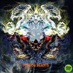 Cloak Of Altering - Plague Beasts Avant-garde Black Metal band from Netherlands