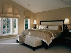 Master Bedroom Floor Plans, We might spend extensive time choosing master bedroom furniture that is stylish, relaxing and withstanding. This might lead us into neglecting the master bedroom floor pla Dream Bedroom, Home Bedroom, Master Bedroom, Bedroom Decor, Linen Bedroom, Bedroom Ideas, Headboard Ideas, Luxury Bedroom Furniture, Relaxation Room