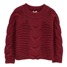 Morley Germaine Cable Knit Jumper-product