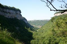 Baume les messieurs - Franche-Comté — Wikipédia
