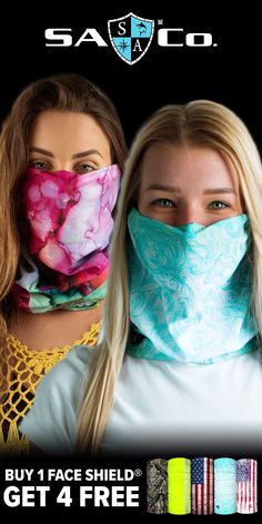 Designs and Ways to Wear. Protect Your Hair and Face from Sun, Dust, & Allergens. Made of UPF 30 Microfiber. All Face Shields come with a Lifetime Warranty! Join the SA Team Today! Easy Face Masks, Homemade Face Masks, Diy Face Mask, The Face, Pocket Pattern, Fashion Face Mask, Thing 1, Diy Mask, Facon