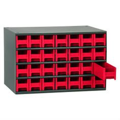63 best akro mils storage products images storage bins shelf bins rh pinterest com