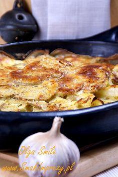 Zapiekanka z ziemniakami i kapustą