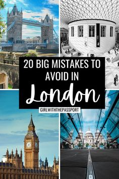 Mistakes To Avoid In London When Planning A Trip To London | Top tips for London Travel | bucket list locations for London | prettiest places in London | cutest locations in London | whimsical locations in London | where to stay in London | how to visit London | cutest places to see in London | where to stay in London | things to avoid in London | London itinerary tips | Best things to do in London | What to know when planning a trip to London | planning a trip to London #London… Outfits Winter, Outfits Spring, London Must See, Things To Do In London, Europe Travel Guide, Travel Guides, Travel Destinations, London England Travel, London Travel