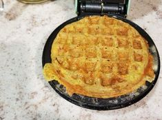 How We Make Chaffles: The Firefly B$B B & B, Breakfast, How To Make, Morning Coffee