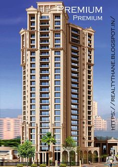 Rosemount, Rosehill building Rodas Enclave thane Hiranandani, higher floor apartment flats availabe    Premium Properties  https://realtythane.blogspot.in/  +91-9833168189