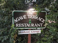 a beautiful restaurant in St. Thomas overlooking a cliff with wonderful food!