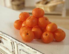 Miniature Food - Tiny Oranges by PetitPlat - Stephanie Kilgast, via Flickr