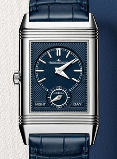 "Jaeger-LeCoultre Reverso Novelties For SIHH 2016 - on aBlogtoWatch ""Held in Geneva between the 18th and 22nd of January, 2016, major luxury watch industry exhibition SIHH 2016 is just around the corner and hence we have been seeing some rather cool pre-SIHH releases already. The latest to tease us with some (more or less) new-for-2016 pieces is Jaeger-LeCoultre, this time around specifically with their iconic Reverso collection's latest additions to officially debut at SIHH 2016...""…"