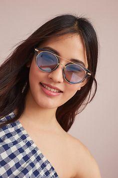 975b5bd753a Sonix Preston June Sunglasses Blue Sunglasses