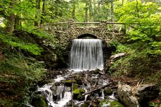 Middlesex Fells Reservation in Stoneham is keeping an absolutely beautiful secret. Winchester, Massachusetts, New England Day Trips, Shelburne Falls, Hiking Spots, Local Attractions, Short Trip, Travel Tours, Cool Places To Visit