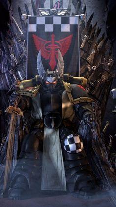 dark angels   Tumblr Warhammer Dark Angels, Dark Angels 40k, Warhammer 40k Art, Warhammer Fantasy, Angel Artwork, The Horus Heresy, War Hammer, Game Workshop, Space Marine