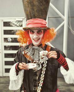 Mad Hatter Alice in Wonderland Cosplay til Comic Con Copenhagen! #aliceinwonderland #alice #madhatter #madhattercosplay #aliceinwonderlandcosplay #cosplay #cosplayislove #Geekd #geekddk #merchandise #collectibles #geeky #geek #comiccon2016 #comiccon #mcmcomiccon #comicconcopenhagen #comicconcopenhagen2016 #comicconcph @comicconcopenhagen @comicconnordics