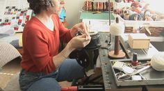 The Wonderful Knitting Machine (Part This is going on my Christmas list for next year! A pair of socks in 40 minutes?