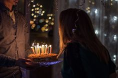 photo of birthday birth about to blow birthday candles photo – Free People Image on Unsplash