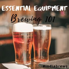 It does take a bit of speciality gear to make good quality homebrew but we do not need to spend a ton of money while starting out. The essential equipment that is used while brewing a beer are:  1. Hand milling machine 2. Brew kettle 3. Mash tun (optional) 4. Brewing bag 5. Airlock 6. Rubber stopper 7. Fermenter 8. Hydrometer 9. Measuring cylinder 10. Bottles, caps and capping machine - could be replaced with Kegs. 11. Kitchen thermometer 12. Auto-siphon 13. Stove 14. Wort chiller (optional)