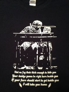 Brent Mydland I will take you home Grateful Dead by MongoArts, $17.00