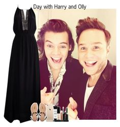 """Day with Harry and Olly"" by lovetini6412 ❤ liked on Polyvore"