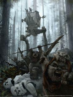 Star Wars art IV