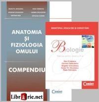 Pachet promotional: Biologie / Cristescu - Manual pentru clasa a XI-a + Anatomia si fiziologia omului - Compendiu Biology