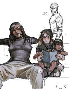 Like mother like daughter lol Mikisaya的微博_微博