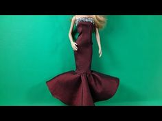 Эмма Сацкая - YouTube Barbie Barbie, Backless, Youtube, Dresses, Fashion, Vestidos, Moda, Fashion Styles, Dress
