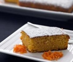 Bizcocho de zanahorias by Thermomix® con Royal on www.recetario.es