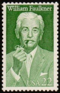 William Faulkner (1897-1962) Sello de EE. UU.