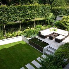 110+ Gorgeous Garden Design Ideas For Small Space #gardenideasforsmallspaces