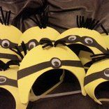 Birthday Party Ideas Despicable Me Minion Activities Hats