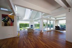 Interior Huf house