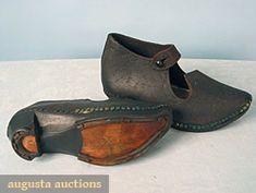 1850-1890 Tyrolean children's shoes
