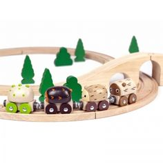 Toy 19 Train En Plans Images BoisWooden Super De eD9YWE2HI